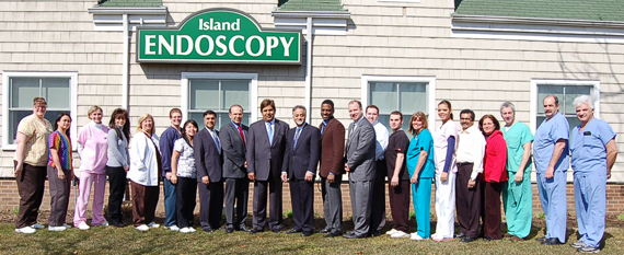 Island Endoscopy Center Staff